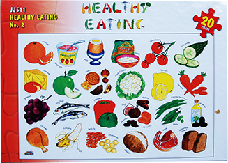JJ511 - Healthy Eating 2;