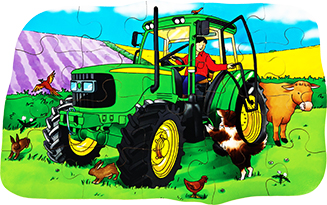 JJ574 - Tractor