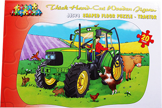 JJ574 - Tractor;